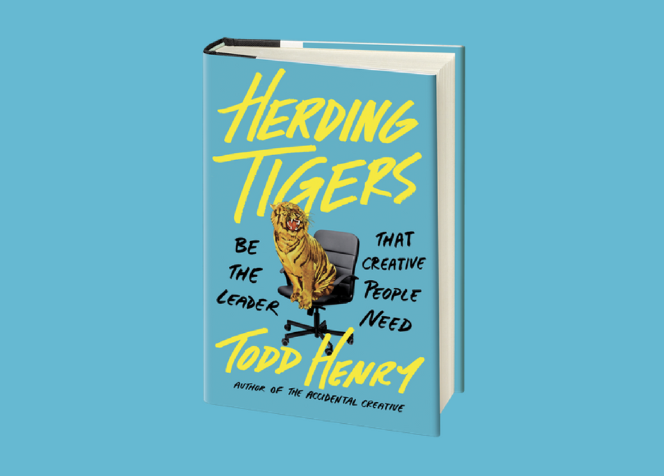 What I Want For You From Reading Herding Tigers